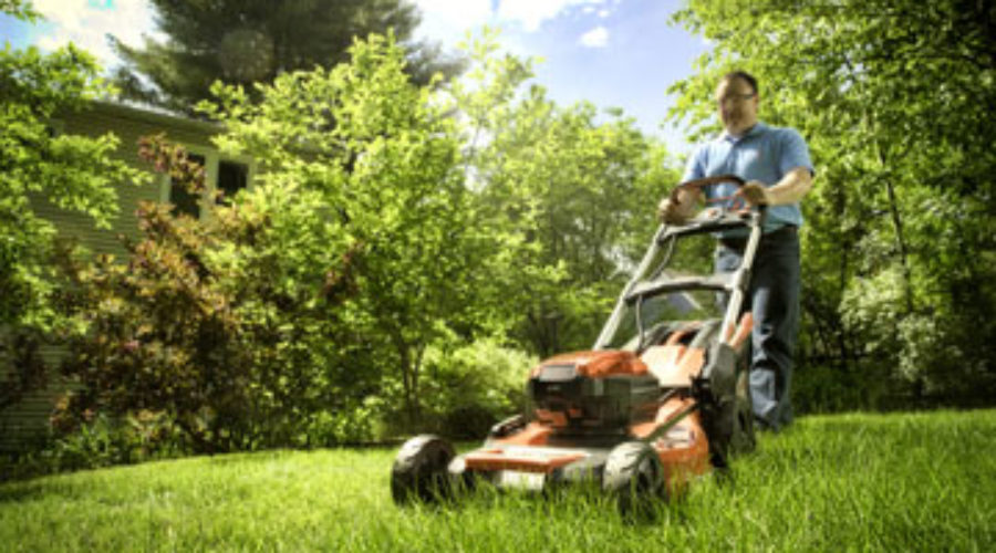 Go Green on Your Grass With Electric Lawn Mowers